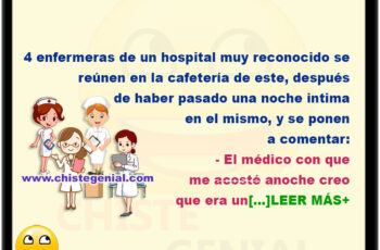 chiste - enfermeras conversando