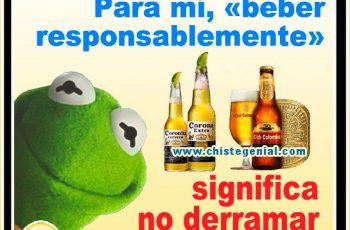 Chistes cortos de borrachos - Beber responsablemente
