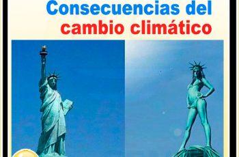 Chistes gráficos - Consecuencias del cambio climático