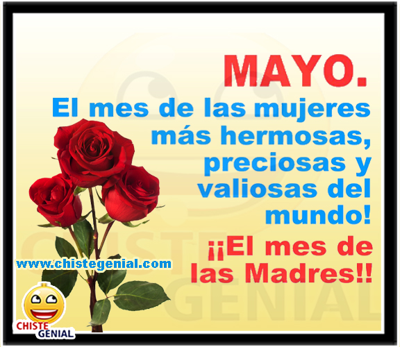 Mayo, el mes de las mujeres mas hermosas del mundo