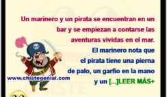 Las aventuras de un pirata