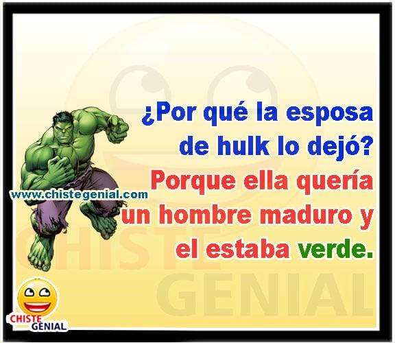 ¿Por qué la esposa de hulk lo dejó?