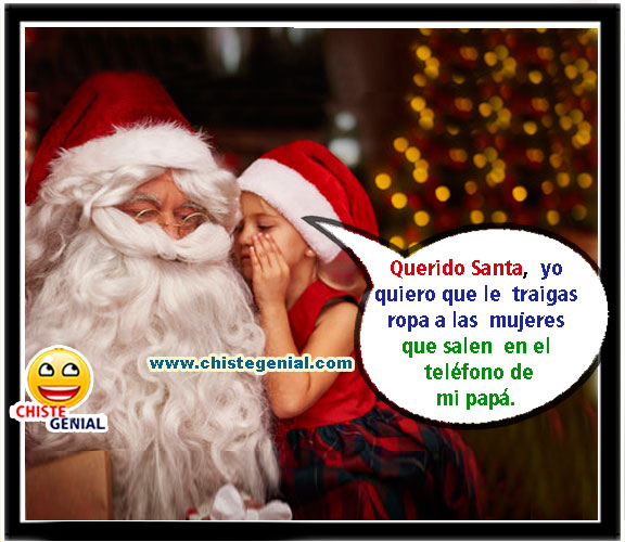 Pedido a Santa Claus