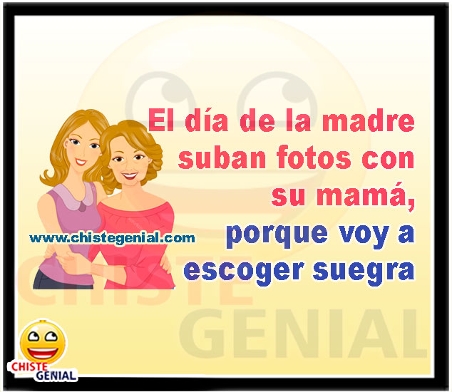El día de la madre suban fotos con su mamá