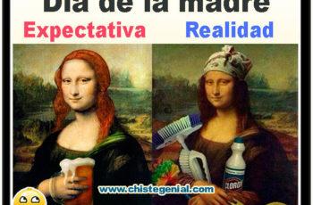 Expectativa y realidad por el día de la madre