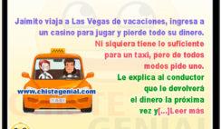 La venganza de Jaimito en las Vegas. - Chistes de Jaimito