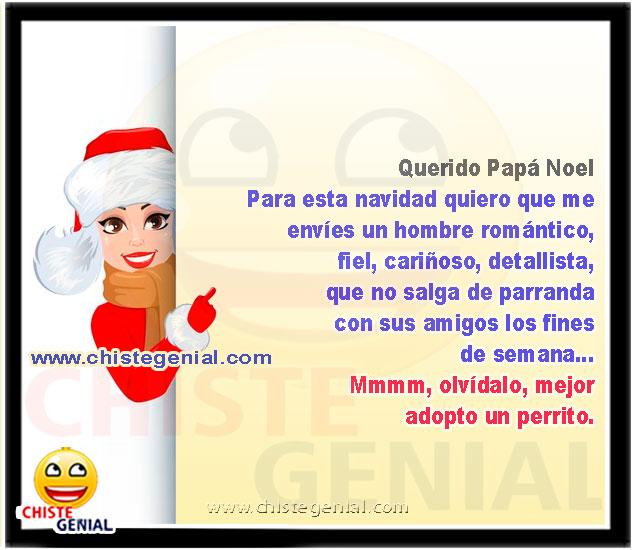 Querido Papá Noel