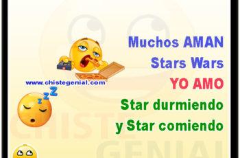 Muchos AMAN Stars Wars