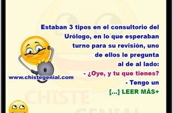 Consultorio del urólogo